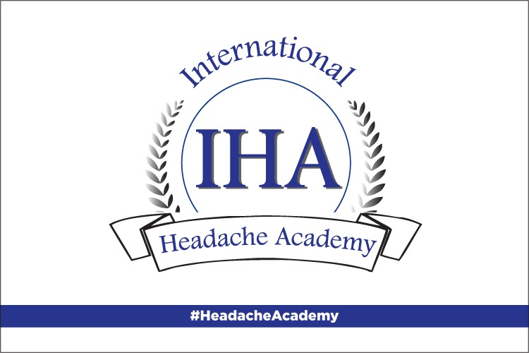 International Headache Academy event banner