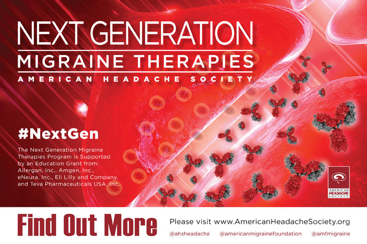 Next Generation Migraine Therapies – Miami