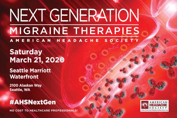 Next Generation Migraine Therapies – Seattle