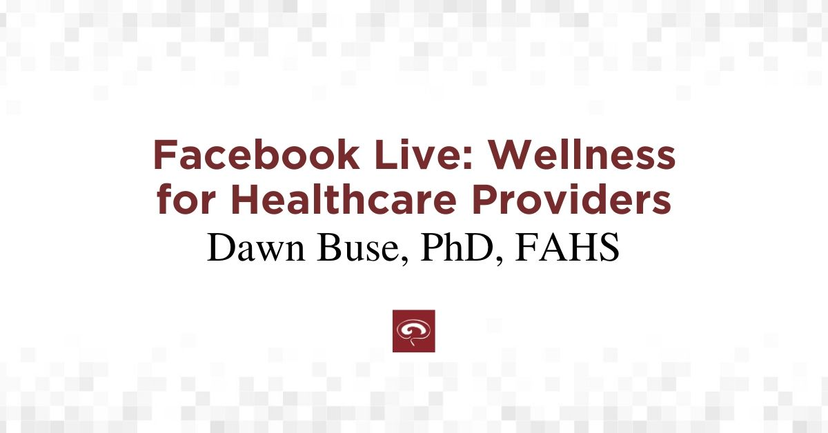 Wellness for Healthcare Providers