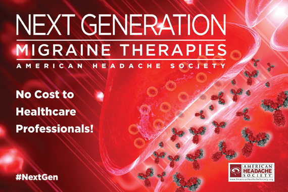 Virtual Next Generation Migraine Therapies